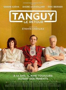 Affiche du film Tanguy le retour