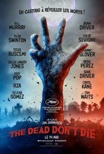 Affiche du film The dead don't die