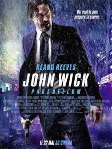 Affiche du film John Wick Parabellum