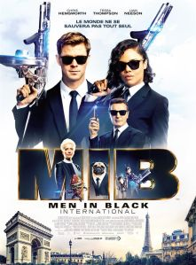 Affiche du film Men in Black International