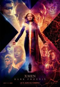 Affiche du film X-Men Dark Phoenix