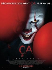 Affiche du film Ca Chapitre 2