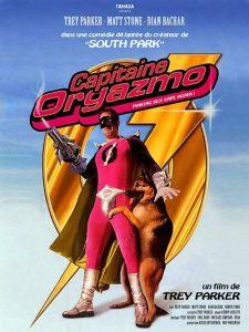 Affiche du film Capitaine Orgazmo
