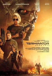 Affiche du film Terminator Dark Fate