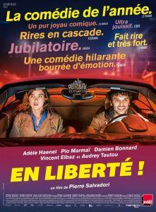 Affiche du film En liberté