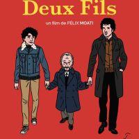 DEUX FILS de Félix Moati (2019)