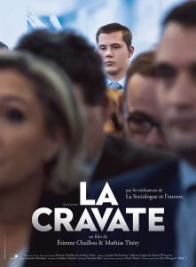 Affiche du documentaire La cravate
