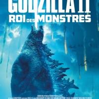 GODZILLA, ROI DES MONSTRES de Michael Dougherty (2019)