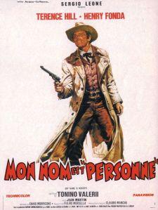 Affiche du film Mon nom est personne avec Henry Fonda