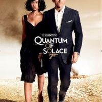 QUANTUM OF SOLACE de Marc Forster (2008)