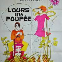 L'OURS ET LA POUPÉE de Michel Deville (1970)