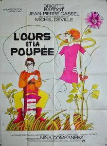 Affiche du film L'ours et la poupée