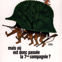 MAIS OÙ EST DONC PASSÉE LA SEPTIÈME COMPAGNIE ? de Robert Lamoureux (1973)