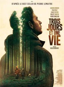 Affiche du film Trois jours et une seule vie