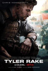 Affiche du film Tyler Rake