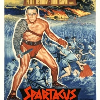 SPARTACUS de Stanley Kubrick (1961)