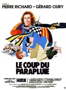 Affiche du film Le coup du parapluie
