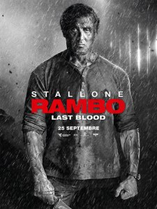 Affiche du film Rambo Last Blood