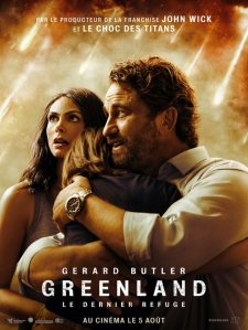 Affiche du film Greenland
