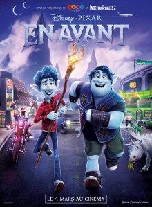 Affiche du film En avant