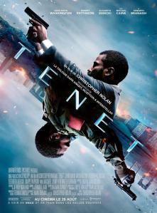 Affiche du film Tenet
