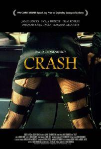 Affiche américaine du film Crash