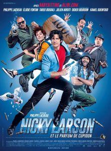 Affiche du film Nicky Larson et le parfum de Cupidon