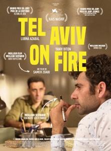 Affiche du film Tel Aviv On Fire