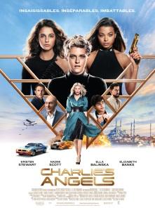 Affiche du film Charlie's Angels