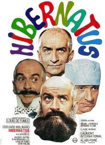 Affiche du film Hibernatus