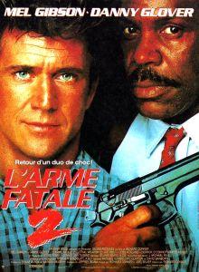 Affiche du film L'arme fatale 2