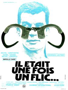 Affiche du film Il était une fois un flic