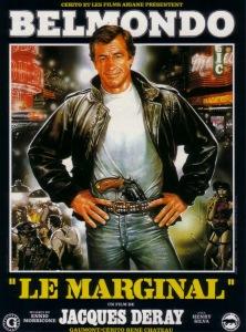 Affiche du film Le marginal