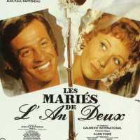 LES MARIÉS DE L'AN DEUX de Jean-Paul Rappeneau (1971)