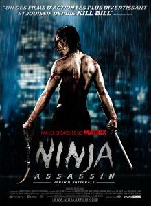 Affiche du film Ninja Assassin