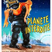 PLANÈTE INTERDITE de Fred McLeod Wilcox (1957)