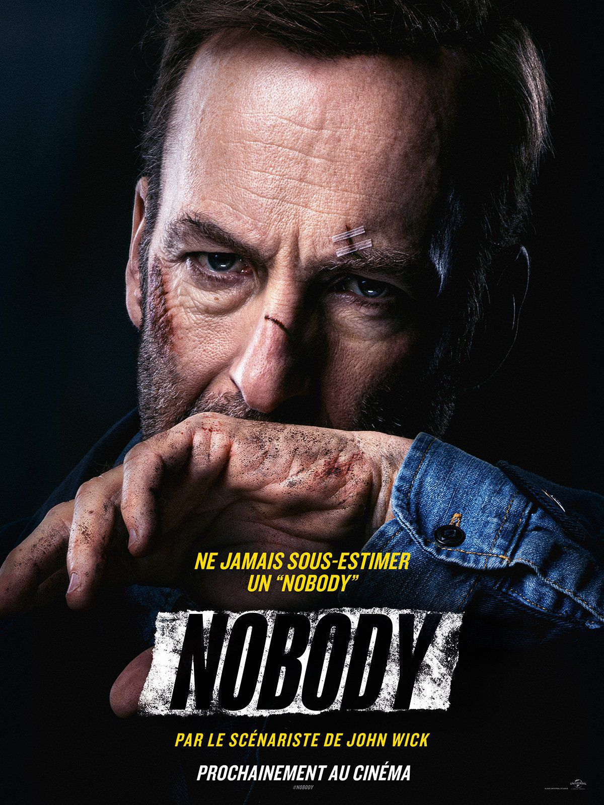 NOBODY de Ilya Naishuller (2021)