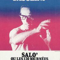 SALÒ OU LES 120 JOURNÉES DE SODOME de Pier Paolo Pasolini (1976)