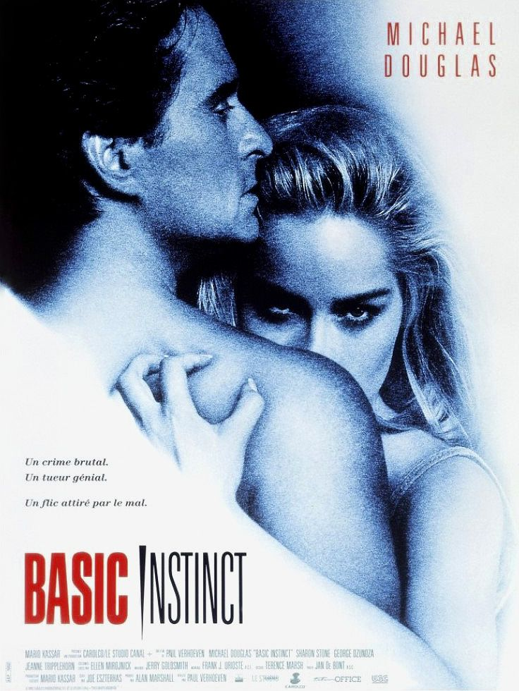 BASIC INSTINCT de Paul Verhoeven (1992)
