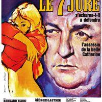 LE SEPTIÈME JURÉ de Georges Lautner (1962)