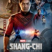 SHANG-CHI ET LA LÉGENDE DES DIX ANNEAUX de  Destin Daniel Cretton (2021)